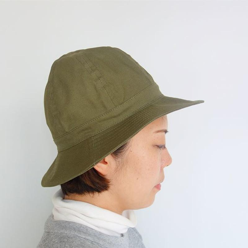 Au Vrai Chic BRITAIN dome hat
