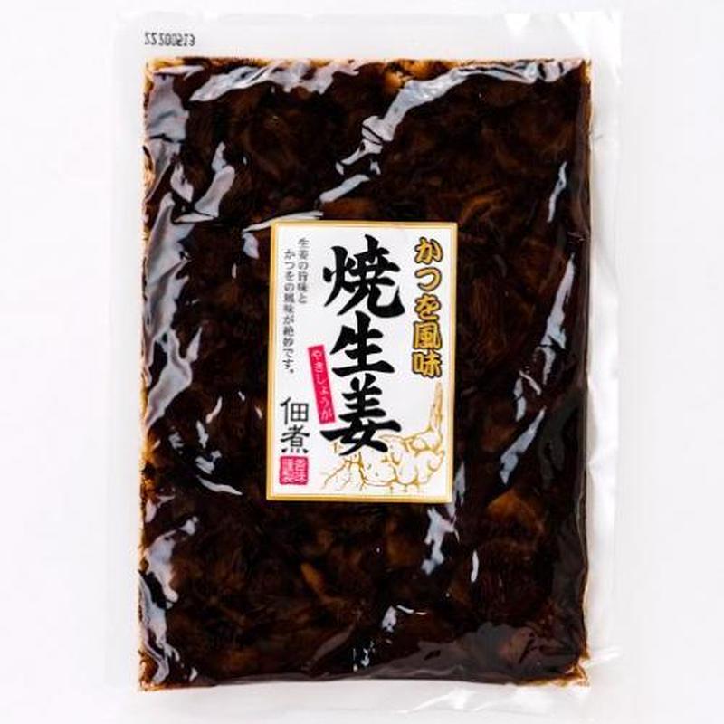 焼生姜佃煮