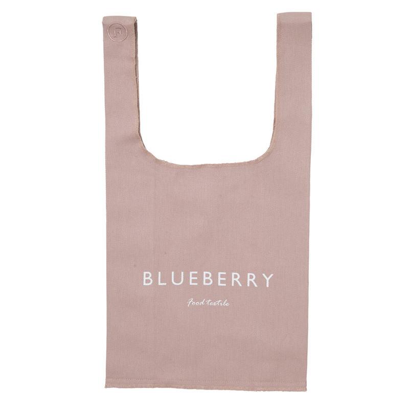 FT01050405M / SHOPPING BAG  M -  blueberry  -