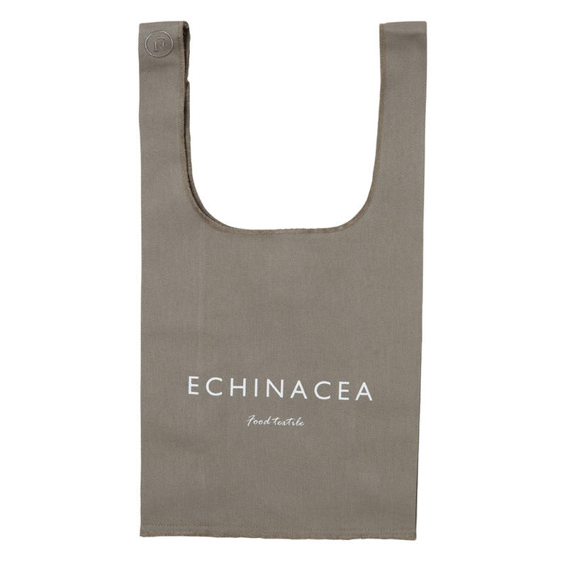 FT01050419M / SHOPPING BAG  M -  echinacea  -