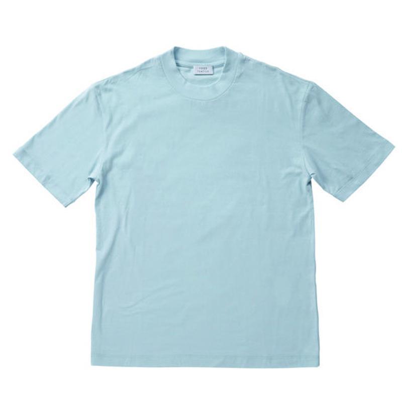 LINKT-shirt-blue mallow-
