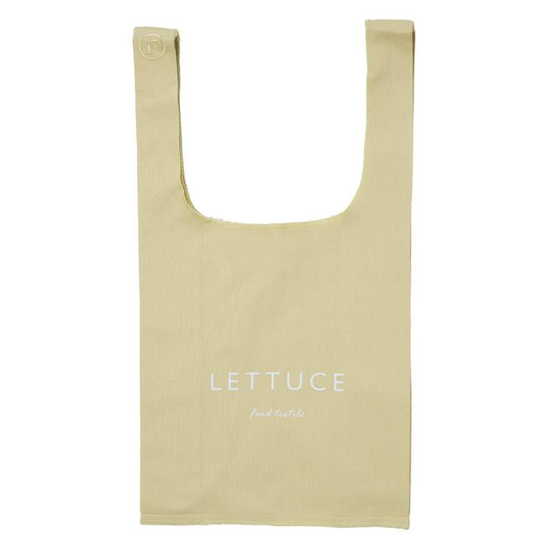 FT01050411M / SHOPPING BAG  M -  lettuce  -