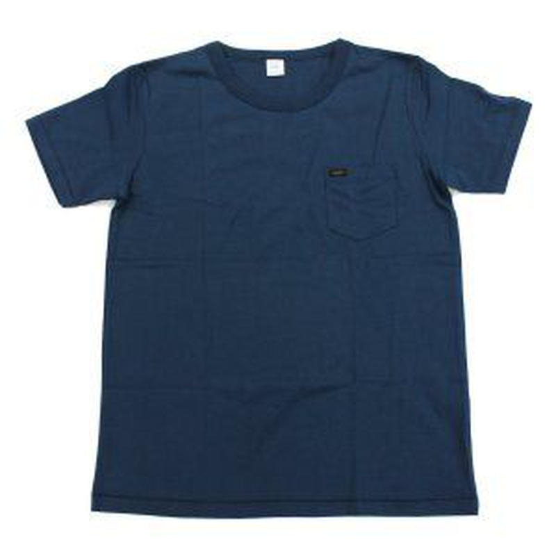 【Lee】PACK POCKET T(Navy)/パックポケットティーシャツ(ネイビー)