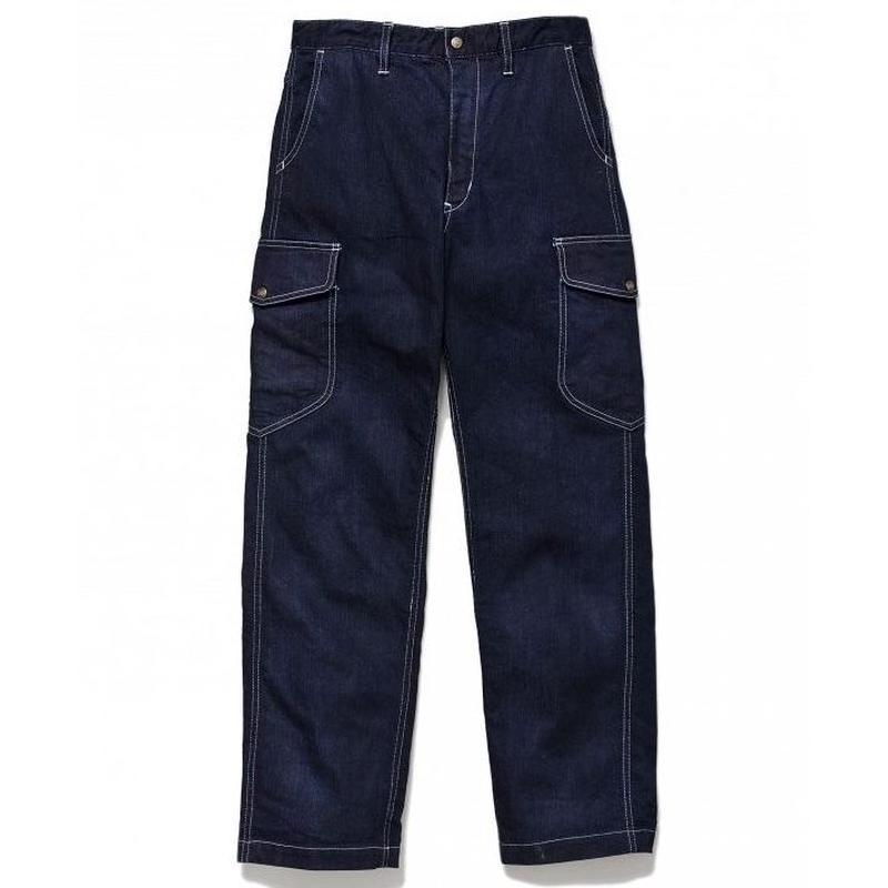 【Lee】MENS CARGO PANTS(Indigo Navy)/メンズ カーゴパンツ(インディゴネイビー)