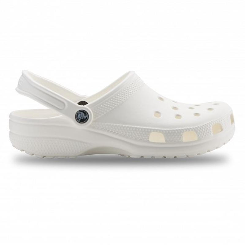 【Natural Smile】CROCS  CLASSIC(White)/クロックス クラシック(ホワイト)