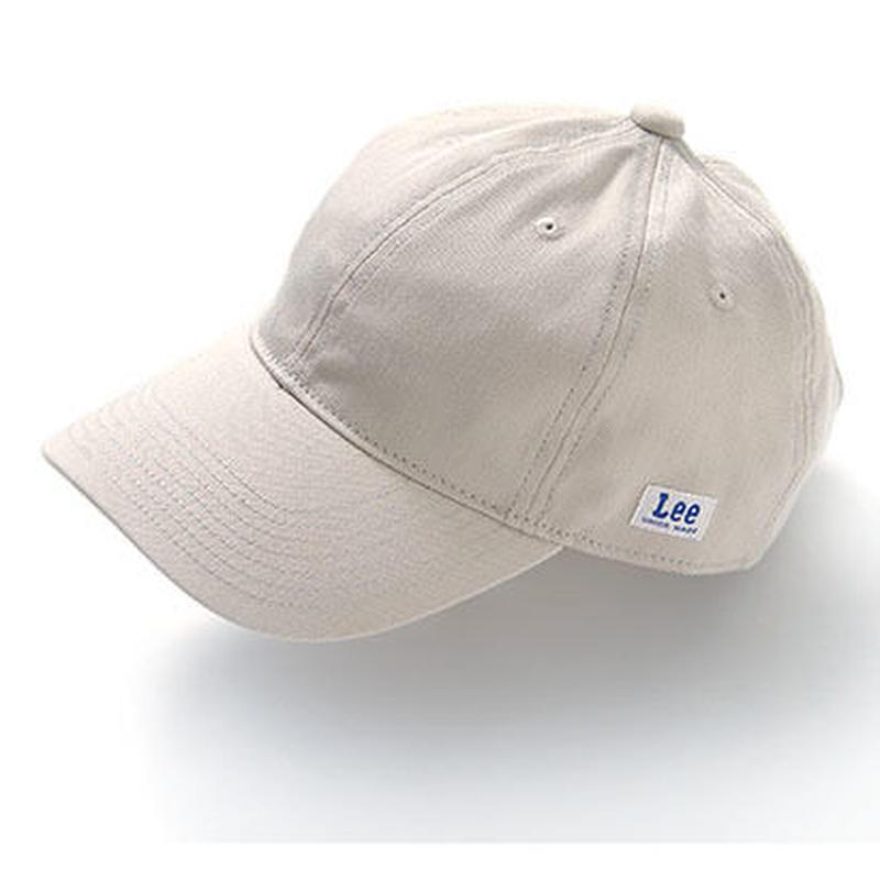 【Lee】BASEBALL CAP(Beige)/ベースボール キャップ(ベージュ)