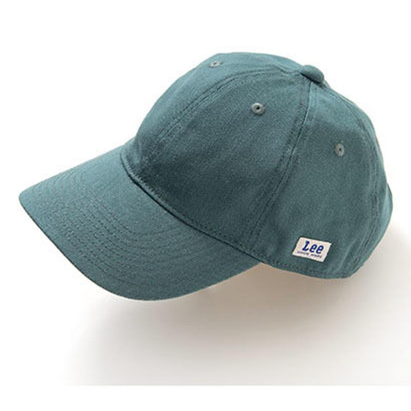 【Lee】BASEBALL CAP(Green)/ベースボール キャップ(グリーン)