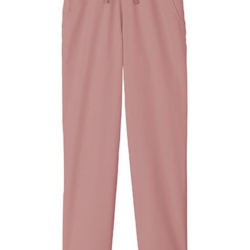 【Natural Smile】UNISEX SCRUB PANTS(Pink)/ユニセックススクラブパンツ(ピンク)