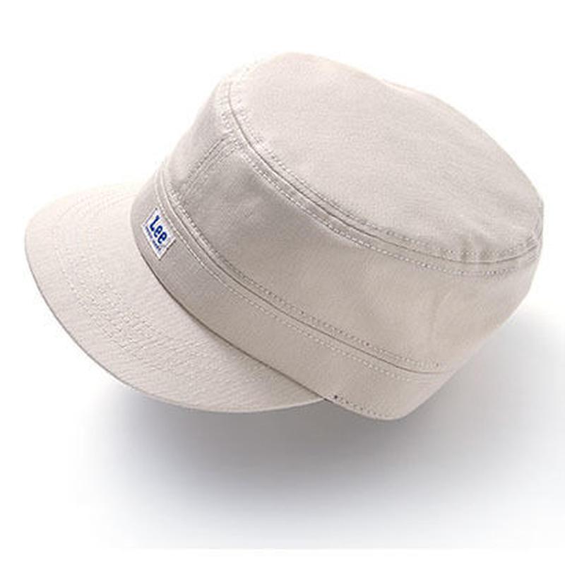 【Lee】WORK CAP(Beige)/ワークキャップ(ベージュ)