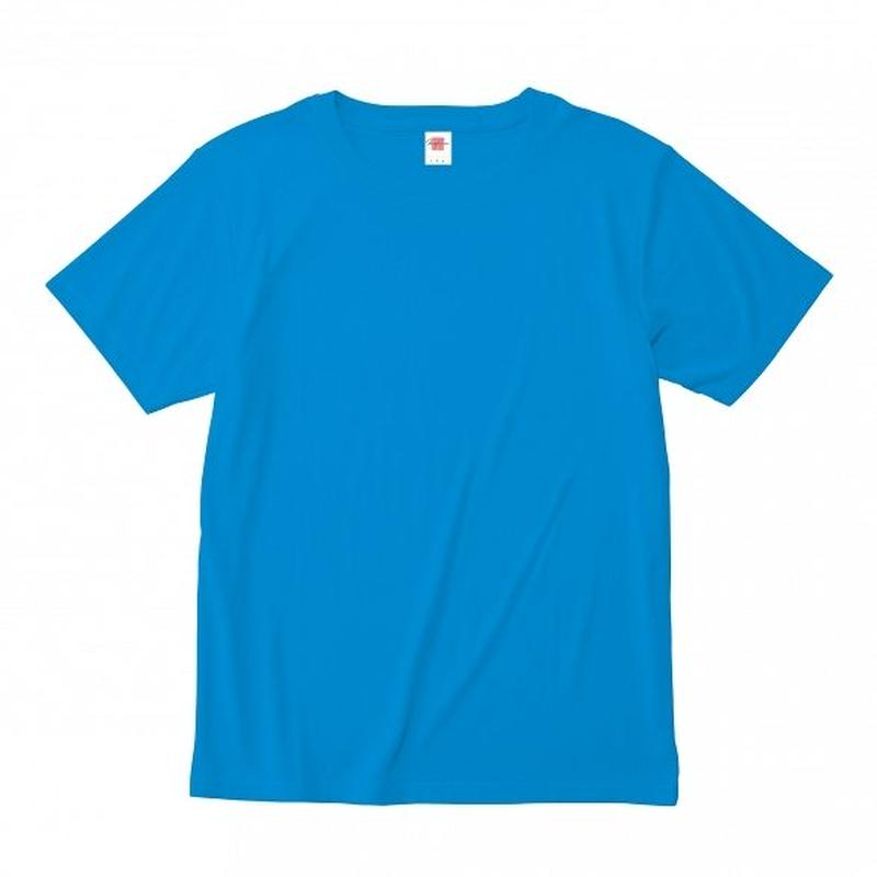【Natural Smile】HYBRID T-SHIRT(V Blue)/ハイブリッド Tシャツ(V ブルー)