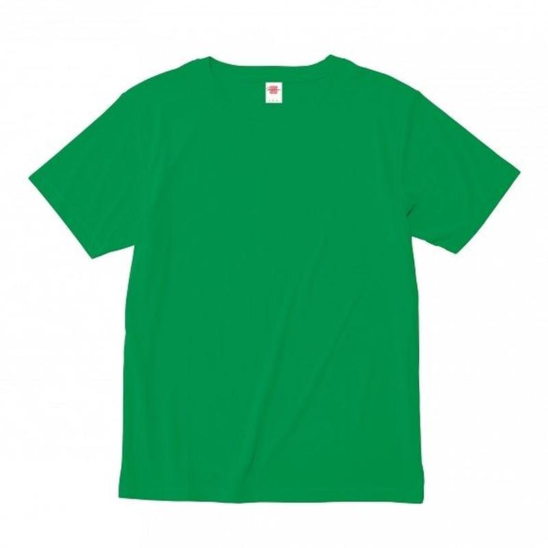 【Natural Smile】HYBRID T-SHIRT(V Green)/ハイブリッド Tシャツ(V グリーン)