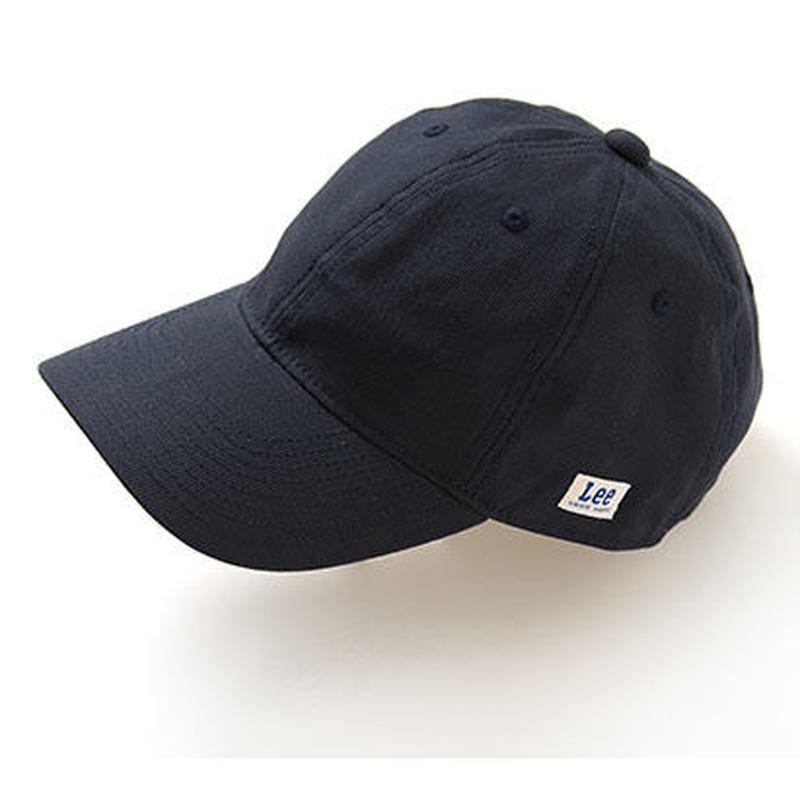 【Lee】 BASEBALL CAP(Navy)/ベースボール キャップ(ネイビー)