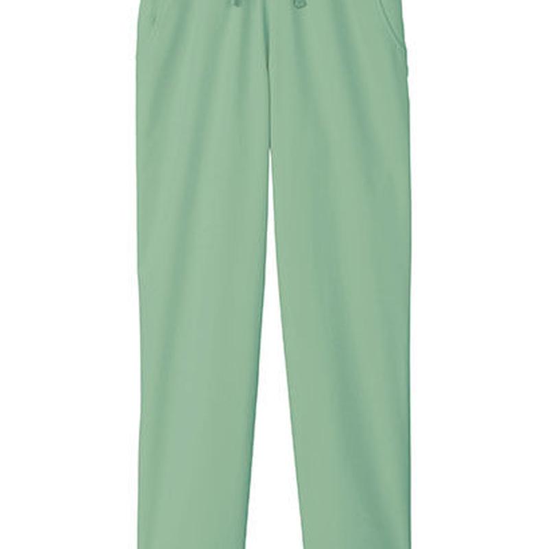 【Natural Smile】UNISEX SCRUB PANTS(Light Green)/ユニセックススクラブパンツ(ライトグリーン)