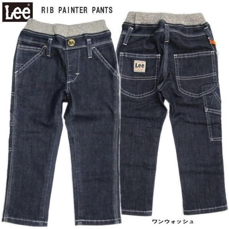 【Lee Kids】RIB PAINTER PANTS(Rince)/ リブ ペインターパンツ(インディゴブルー)