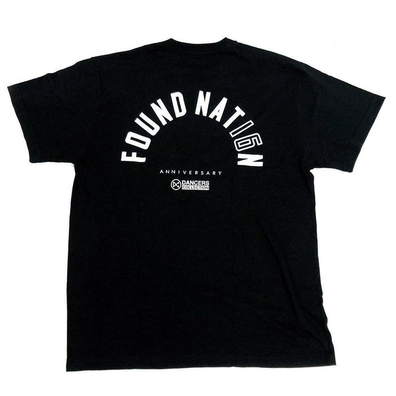 FOUNDNATION JAM 2019 - 16th Anniversary -  T-Shirt - Black