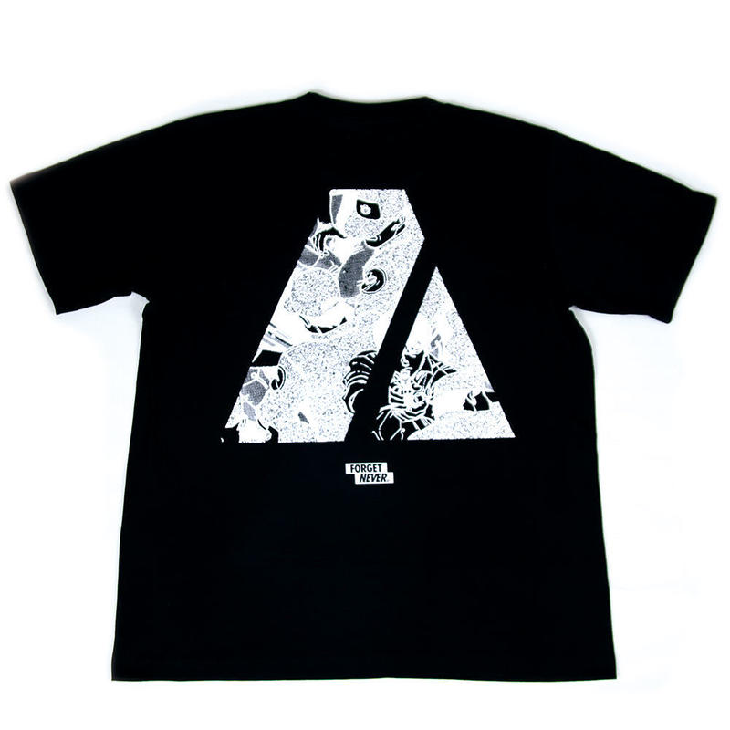 """ARMY"" S/S T-Shirt ( Black / White )"