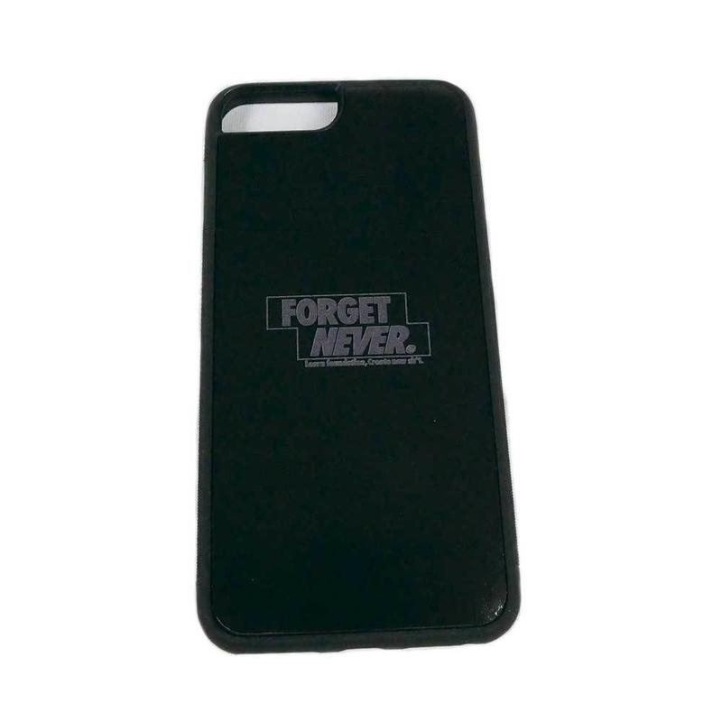 Waylly x Forget Never - iphone case 【 Box Logo 】/ for Iphone 6plus,7plus,8plus