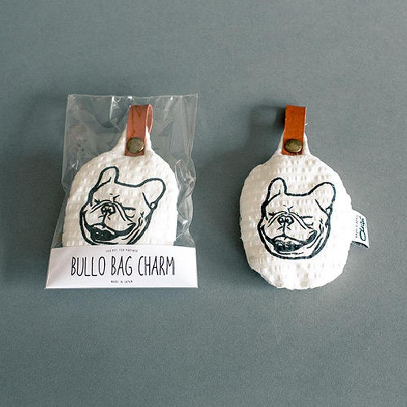 BULLO BAG CHARM