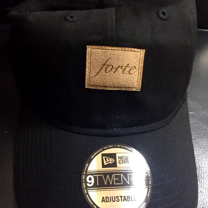 forte/NEWERA CUSTOM 9TWENTY(BLK/suède) - General Price