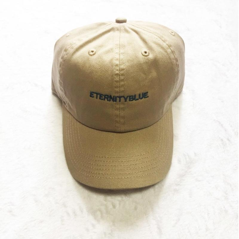 "forte""ETERNITY BLUE""CAP(Khaki) - General Price"