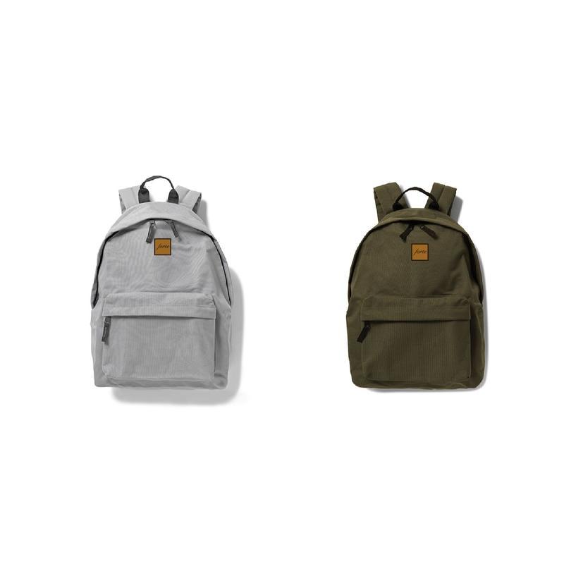 forte Official Backpack(Light Gray / Olive)