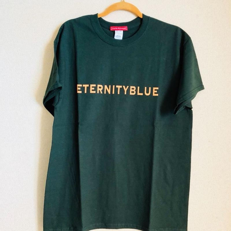 "forte""ETERNITY BLUE""T-shirts(Forest Green) - General Price"