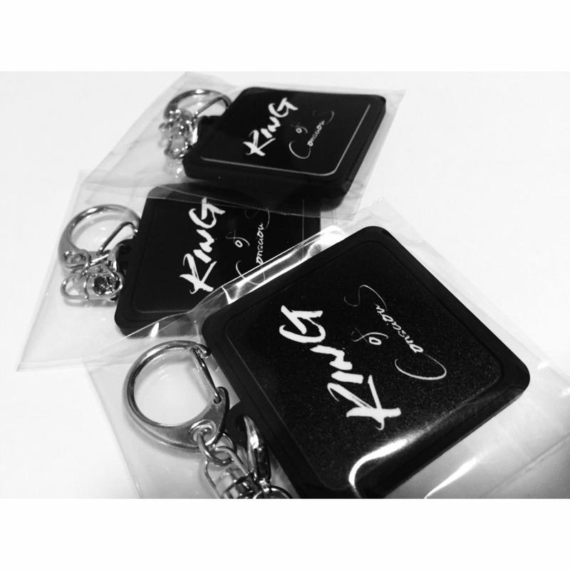 K.O.C Logo Key Holder