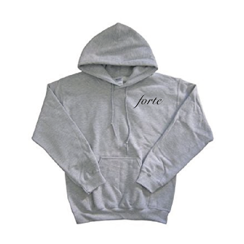 forte mini Logo Hoodie(Cotton100%) -General Price