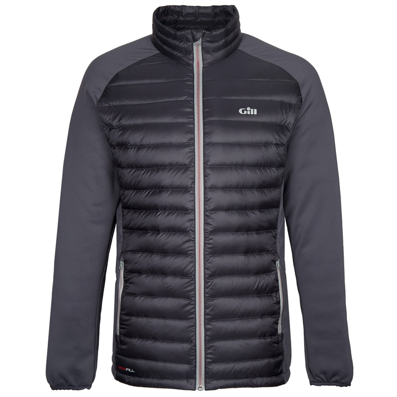 1064 Men's Hybrid Down Jacket