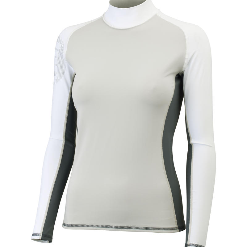 4422W Women's Pro Rash Vest -Long Sleeve