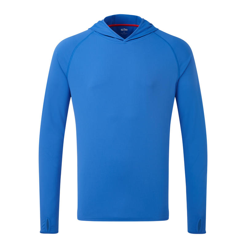 UV016 Men's UV Teck Long Sleeve Foodie