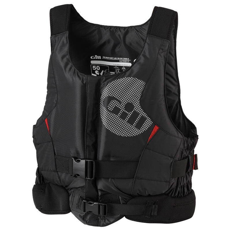 4917 FRONT Zip Buoyancy Aid
