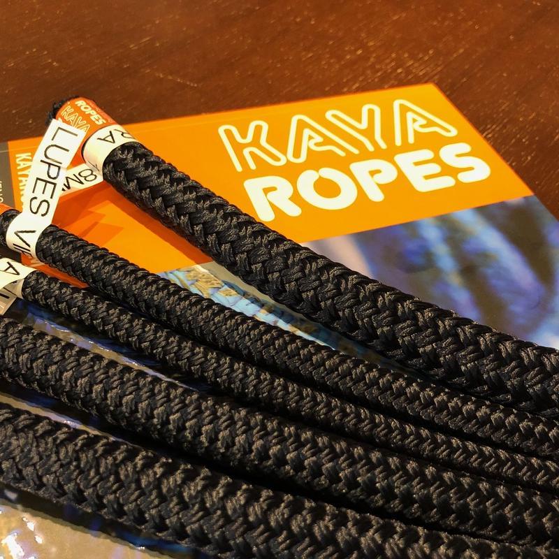 舫ロープ  LUPES VIPERA  太さ12mm 20m 消費税サービス