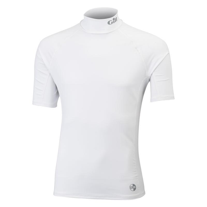 4424J Junior UV Rash Vest Short Sleeve
