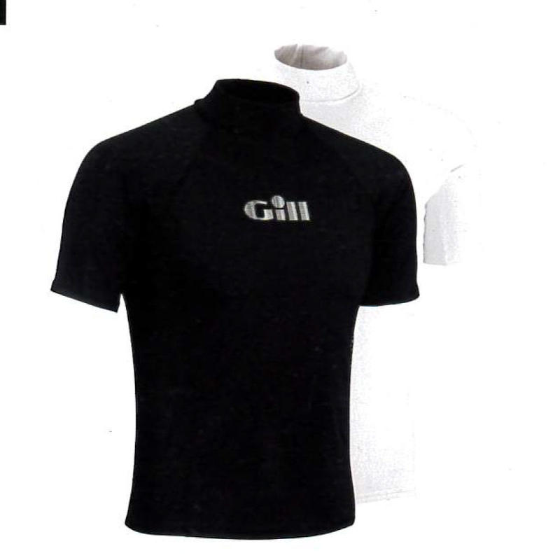 4401 UV Rash Vest Short Sleeve