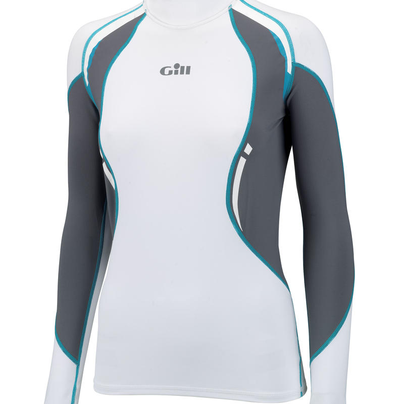 4420W Women's Sport UV Rash Vest -Long Sleeve-30%OFF