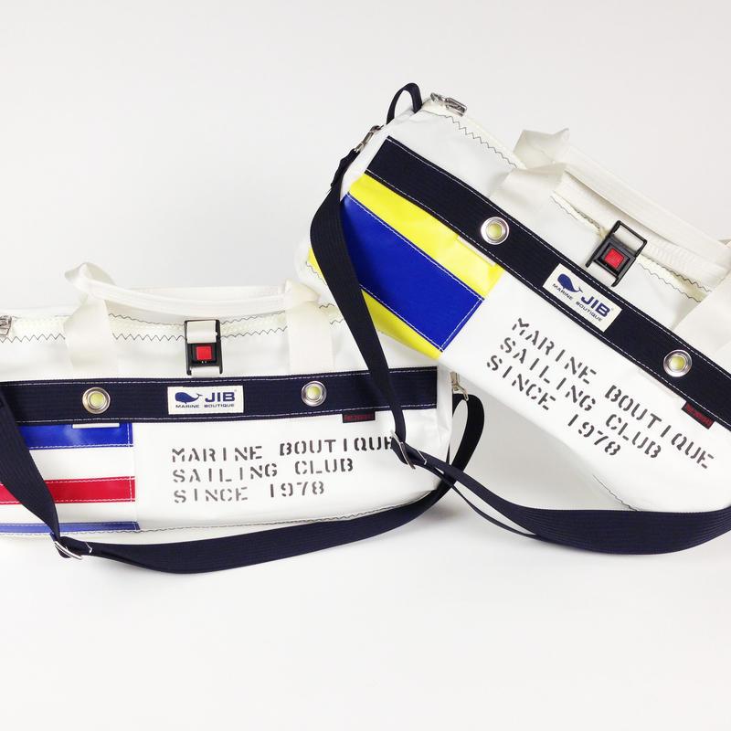 FG-DSB150 Flagボーダーダッフルバッグ