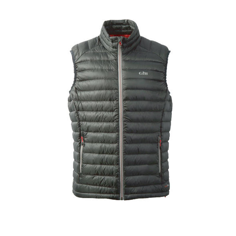 1063_Men's Hydrophobe Down Gilet  2018