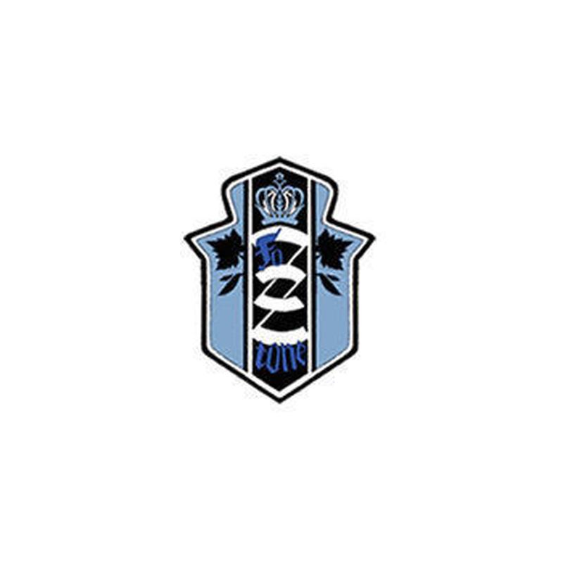 ワッペン(小)ホイールコンパスエンブレム