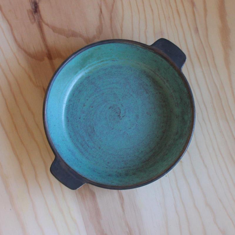 中尾雅昭:耐熱プレート 小(22cm)