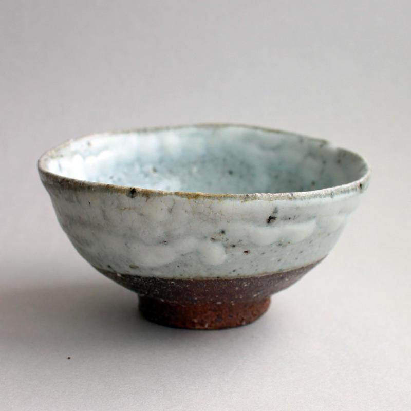 芳賀龍一:籾灰釉碗