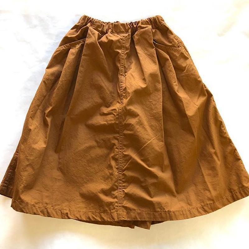 マインハイム スカートパンツ テラコッタ 1・2(大人)