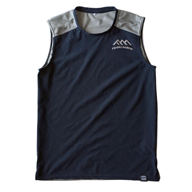 F&M MESH SLEEVELESS NV