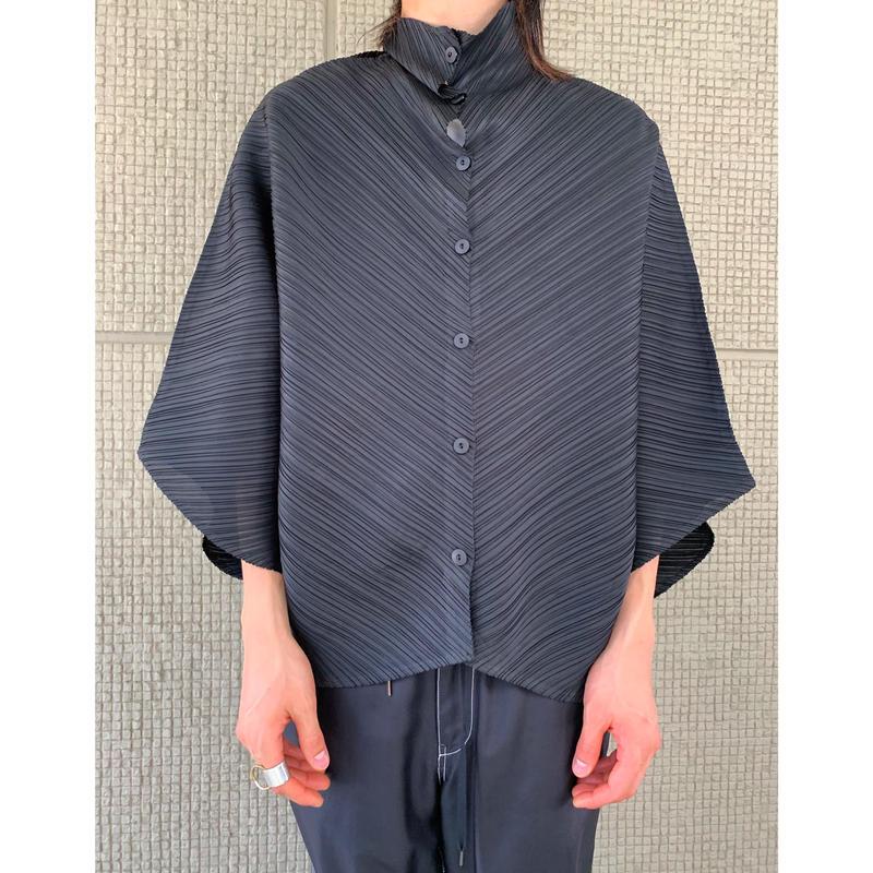 80年代 プリーツデザインジャケット