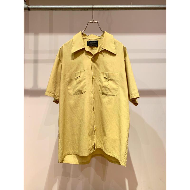 70年代 オープンカラーシャツ