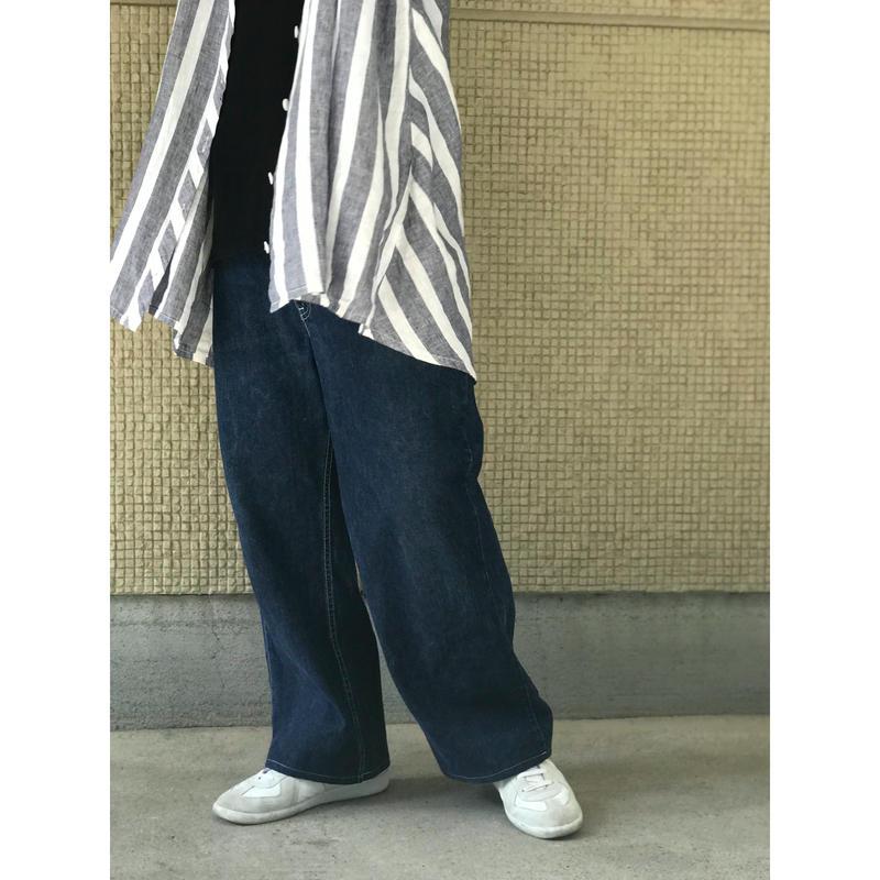"""""""Levi's"""" silver Tab ワイドデニムパンツ"""