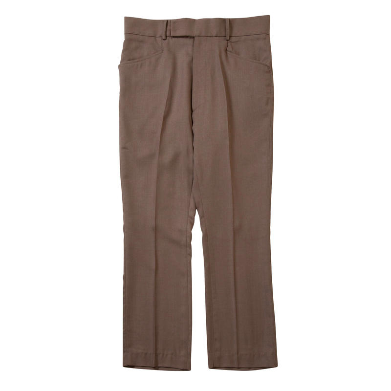 【bukht】2019 S/S CLASSIC TROUSERS