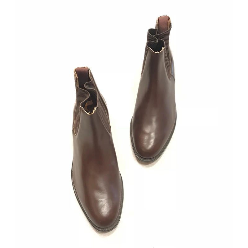 """NEW REPUBLIC"" side gore boots ブラウン 表記28,5cm"