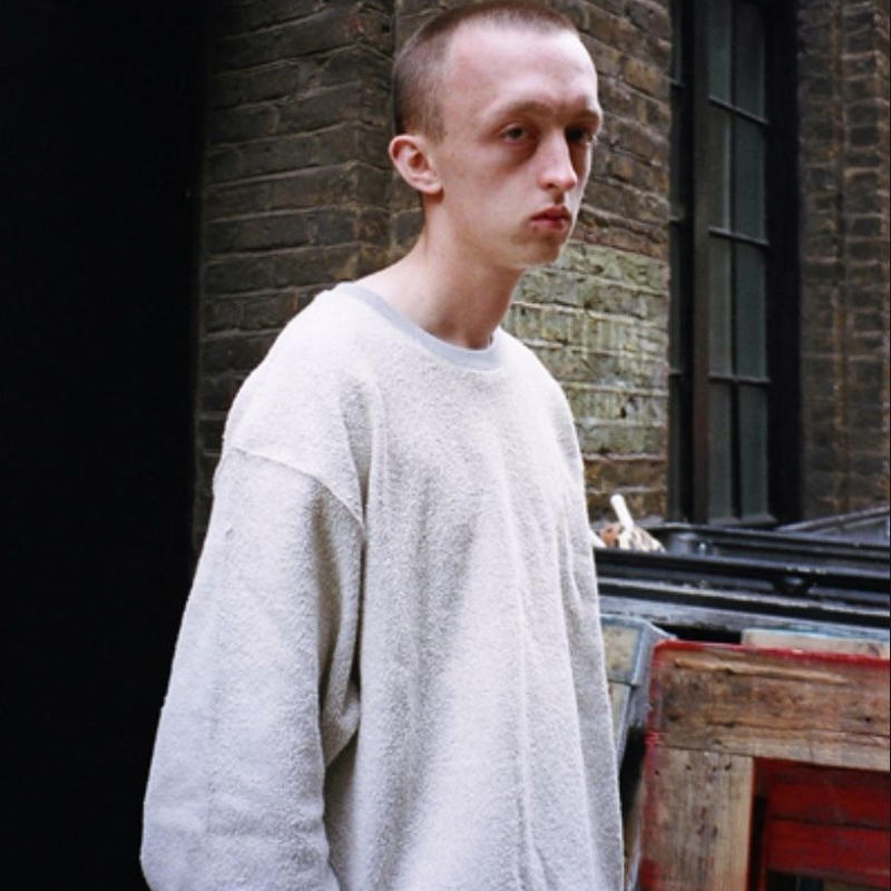 Reversed Sweatshirts – Grey