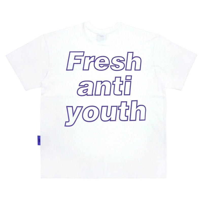 【Fray】I am Fresh T-SHIRTS WHITE